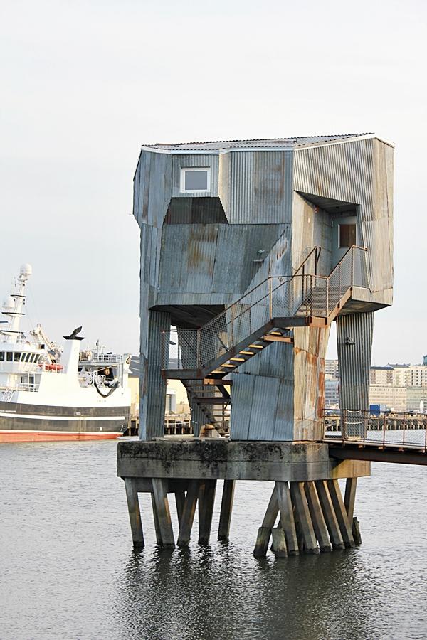 Svettekörka Göteborgs nya bastu