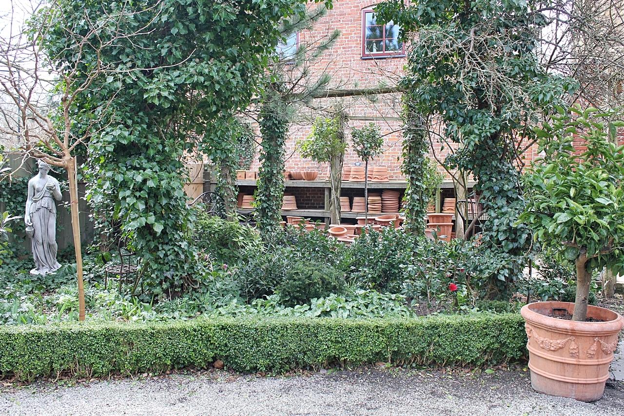 Apotekarnas trädgård
