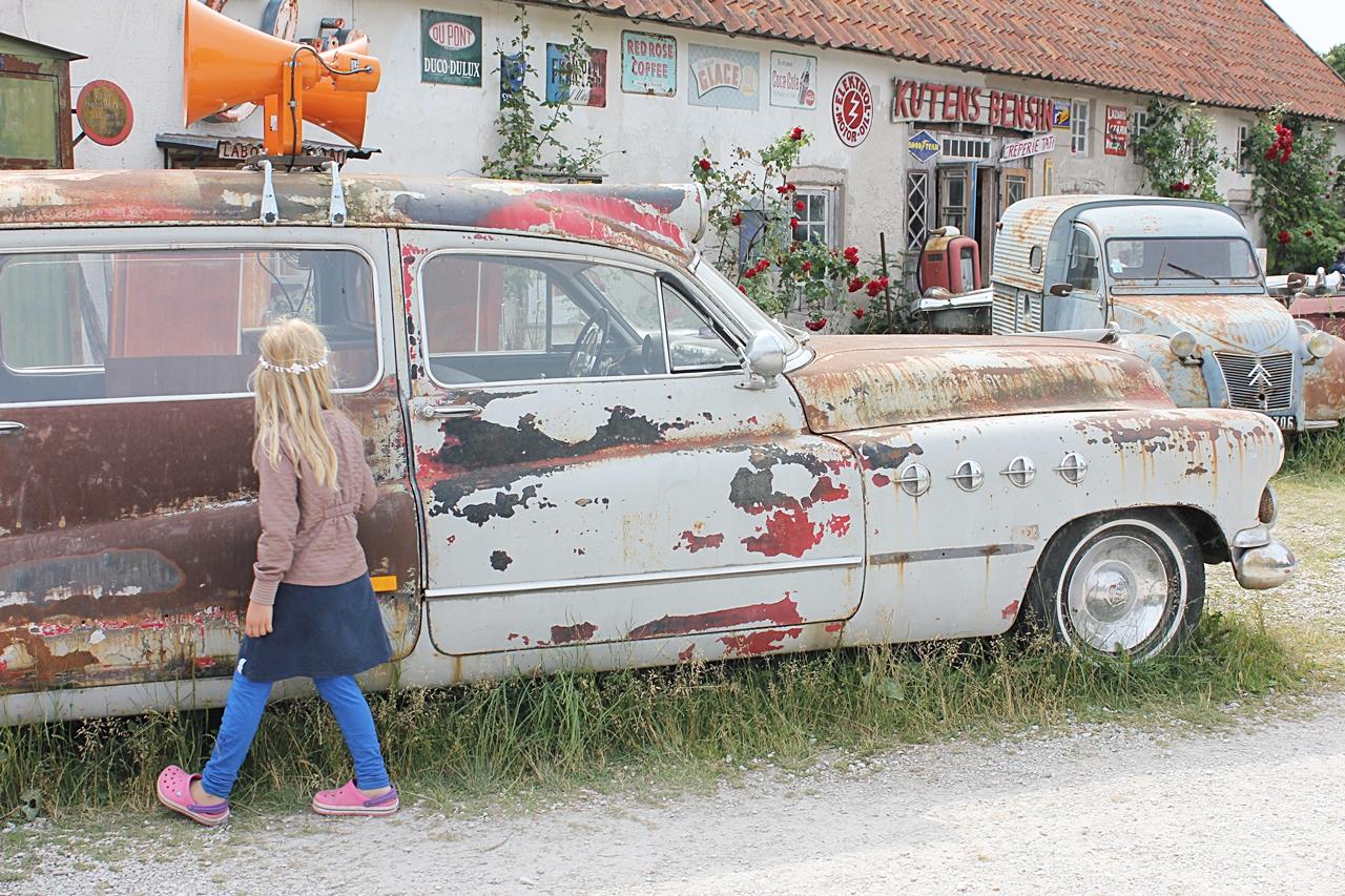 Crêperie Tati & Kutens bensin