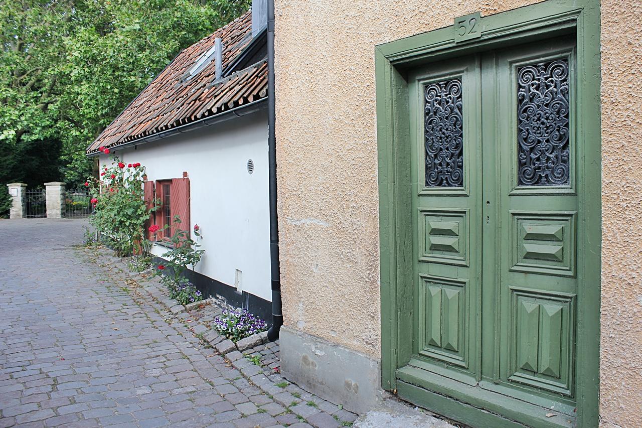 En hel dag i Visby
