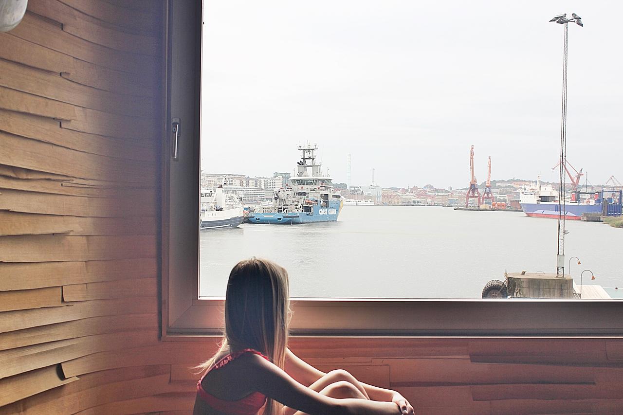 Pöl Harbour i Göteborg