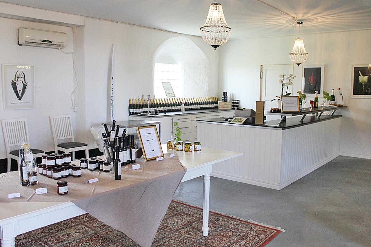 Köpingsbergs Vingård