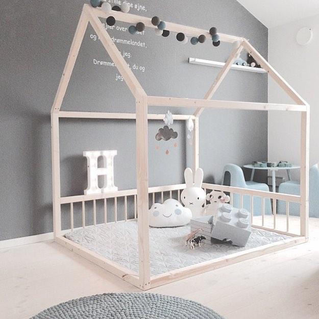 Ideer till lilla barnrummet – roomofkarma