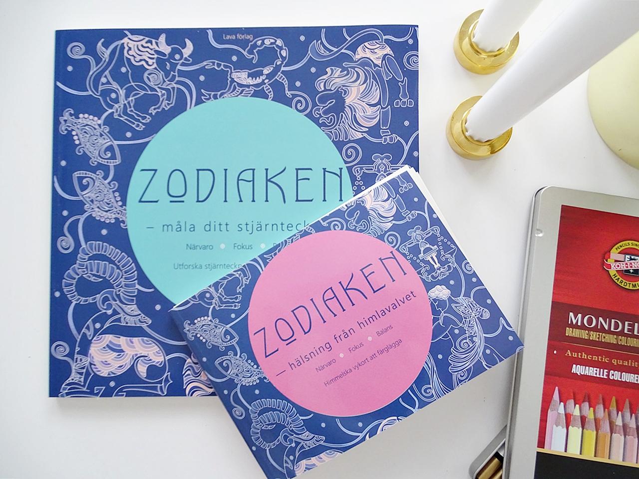 Zodiaken – måla ditt stjärntecken