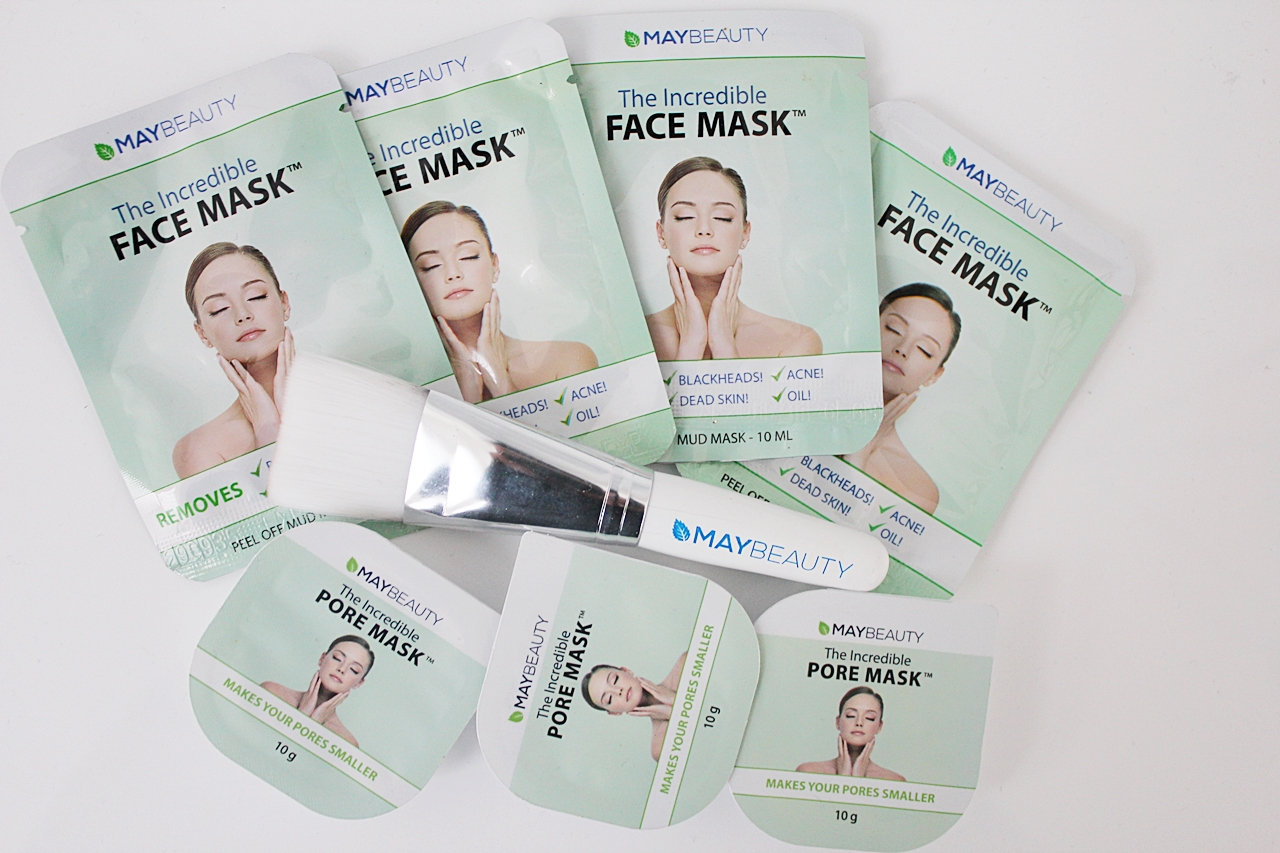 MAYBEAUTY FACE MASK & FACE PORE