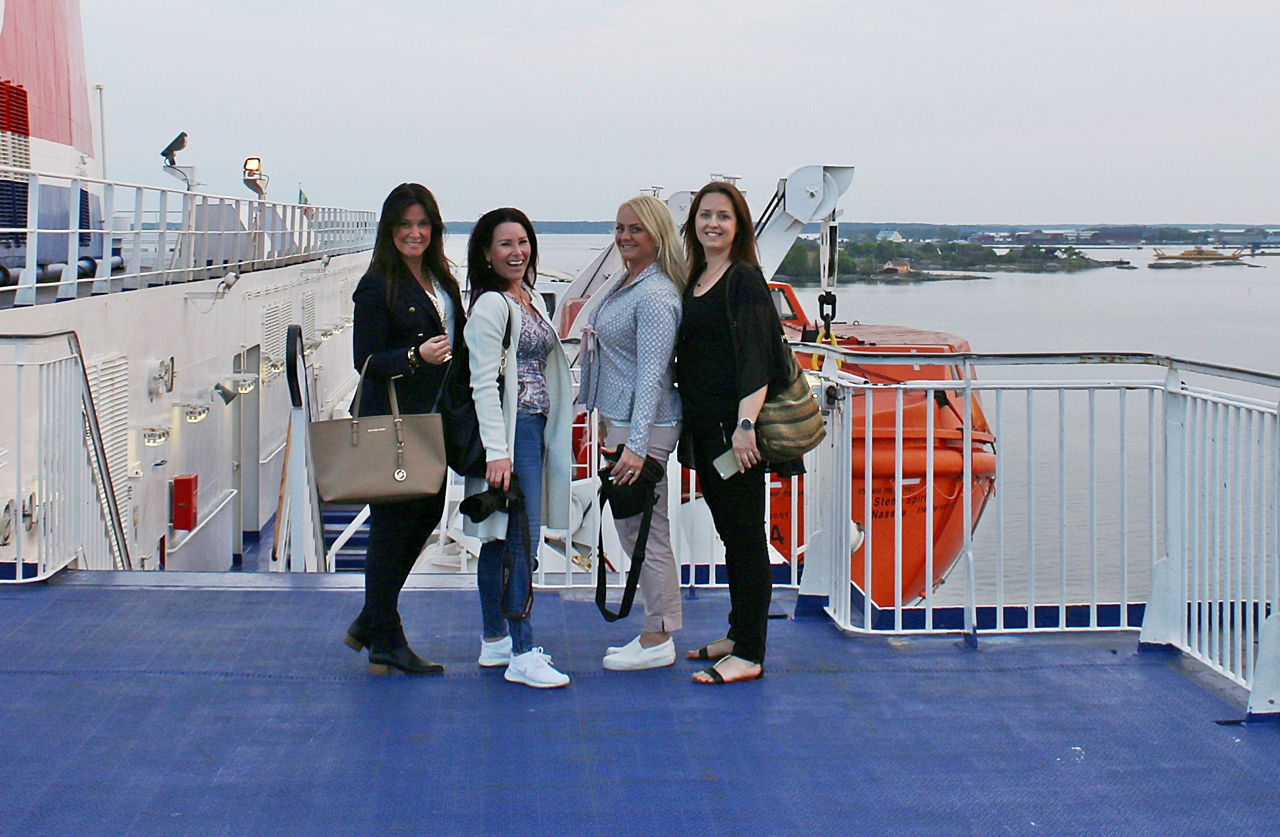 Bloggresa till Polen del 1
