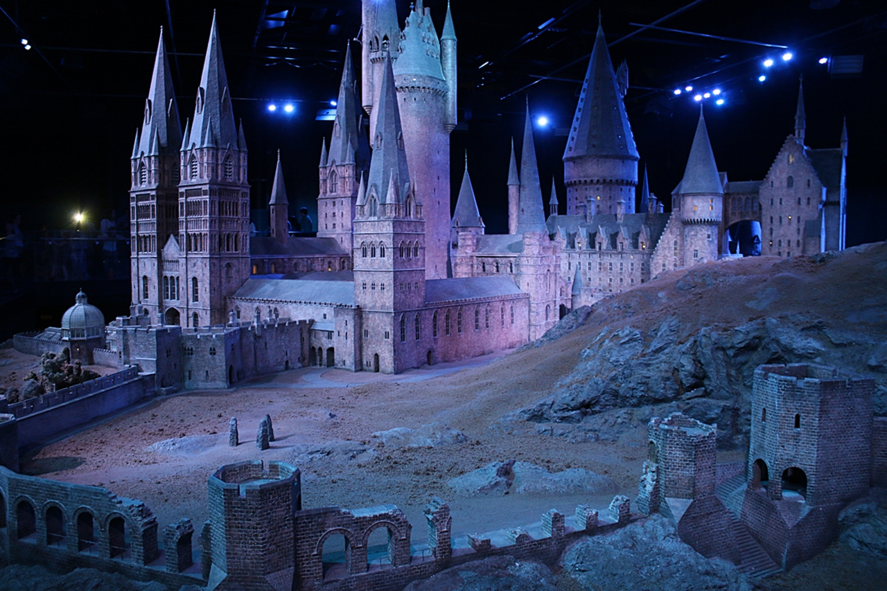 Harry Potter studio i London