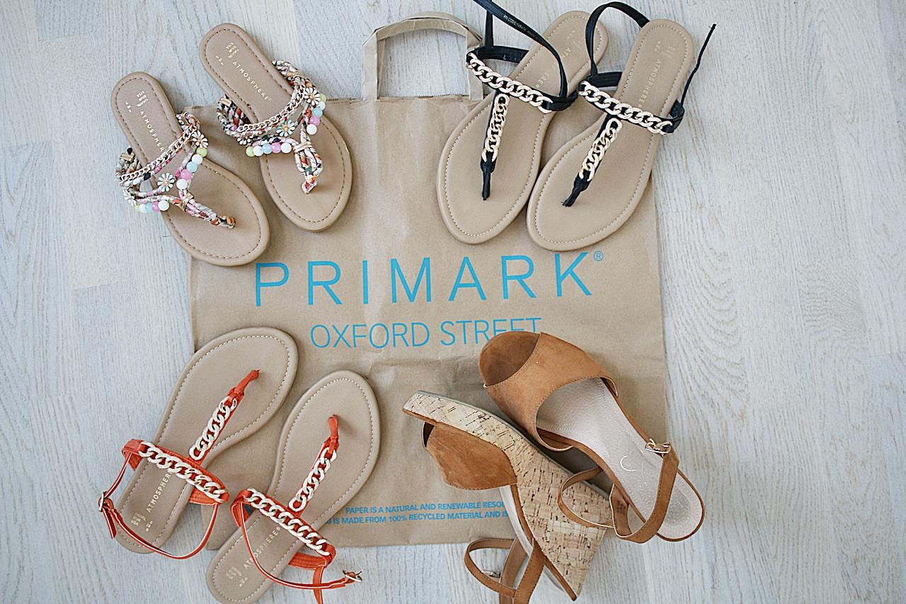 Shoppa billigt på Primark