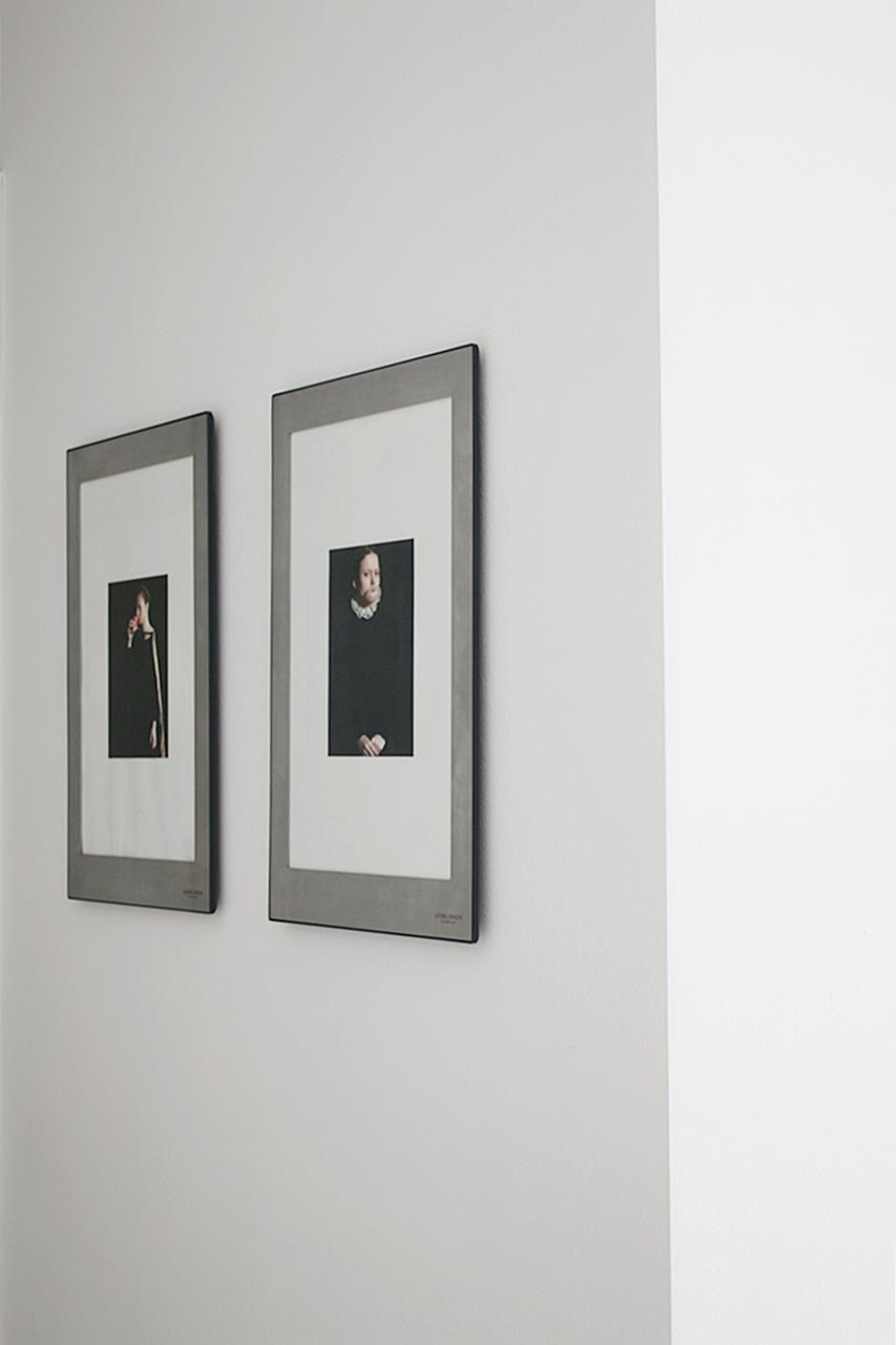 Lite mer tavlor på väggen