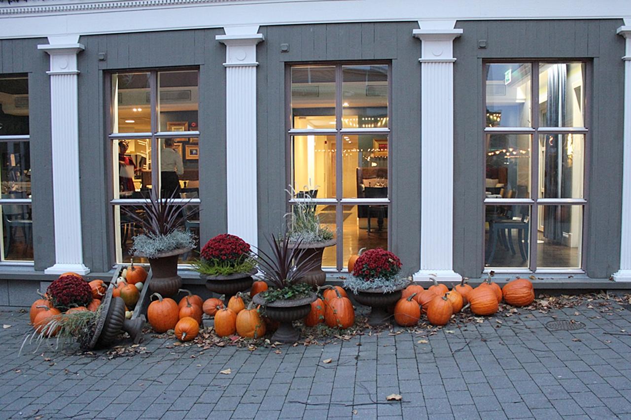 Halloween på Liseberg 2016