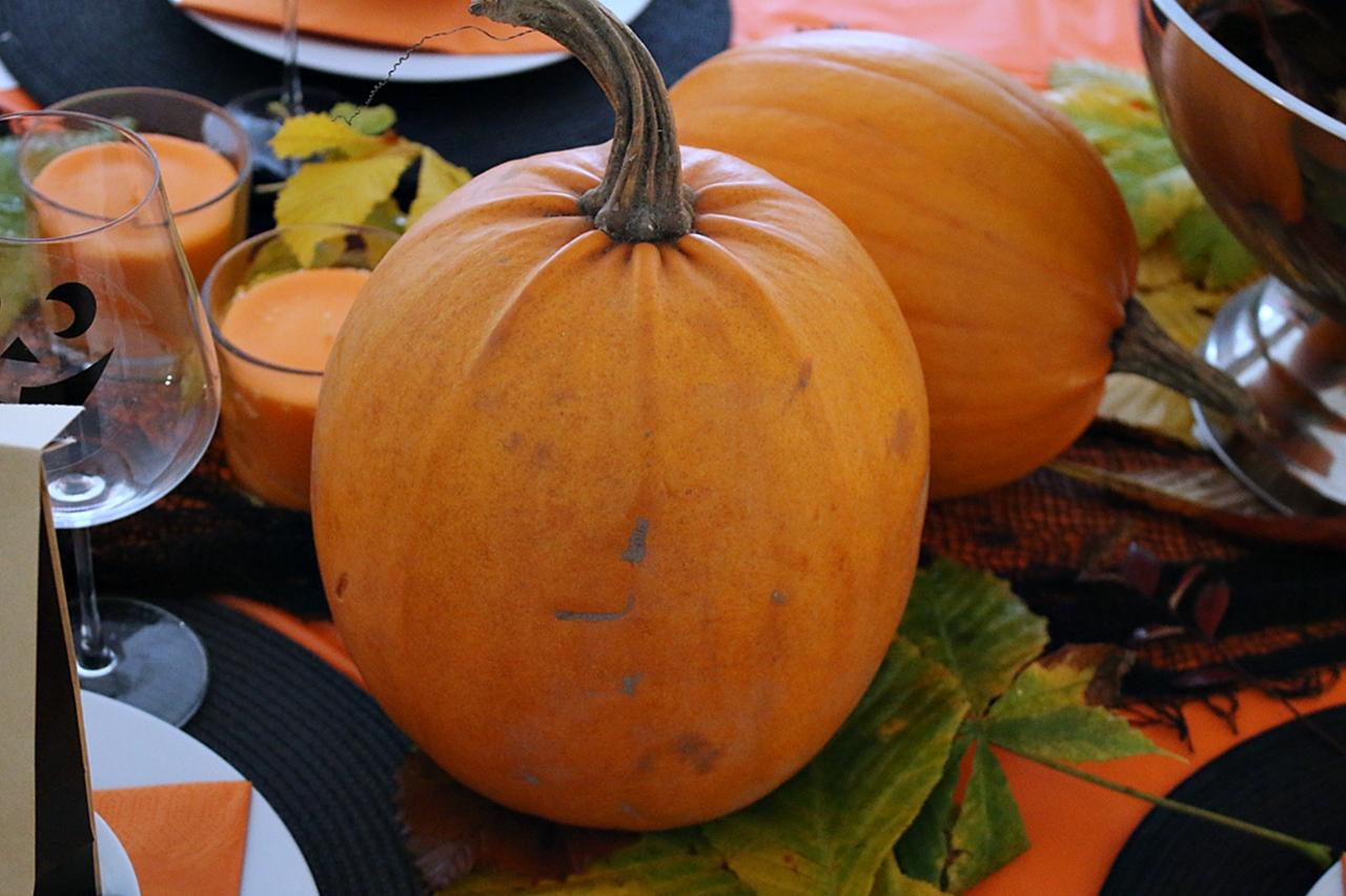 Tips till er Halloween dukning