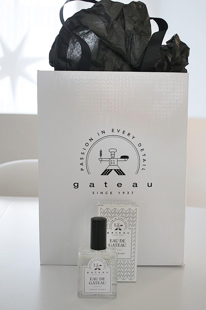 Gateau lanserar parfym