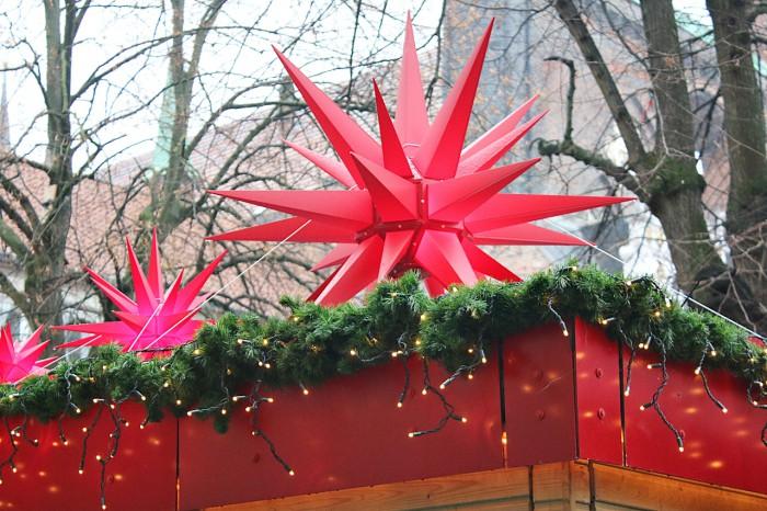 Följ med mig till Julmarknad i Lübeck