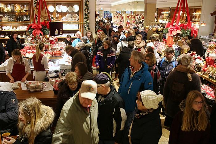 Julmarknad i Lübeck del 2