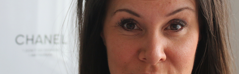 Ögonfransarna efter två veckor