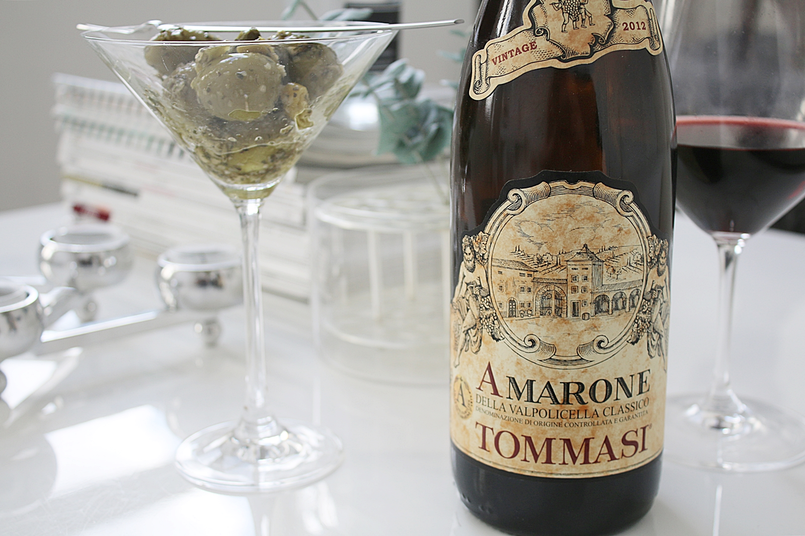 Min favorit Amarone vin
