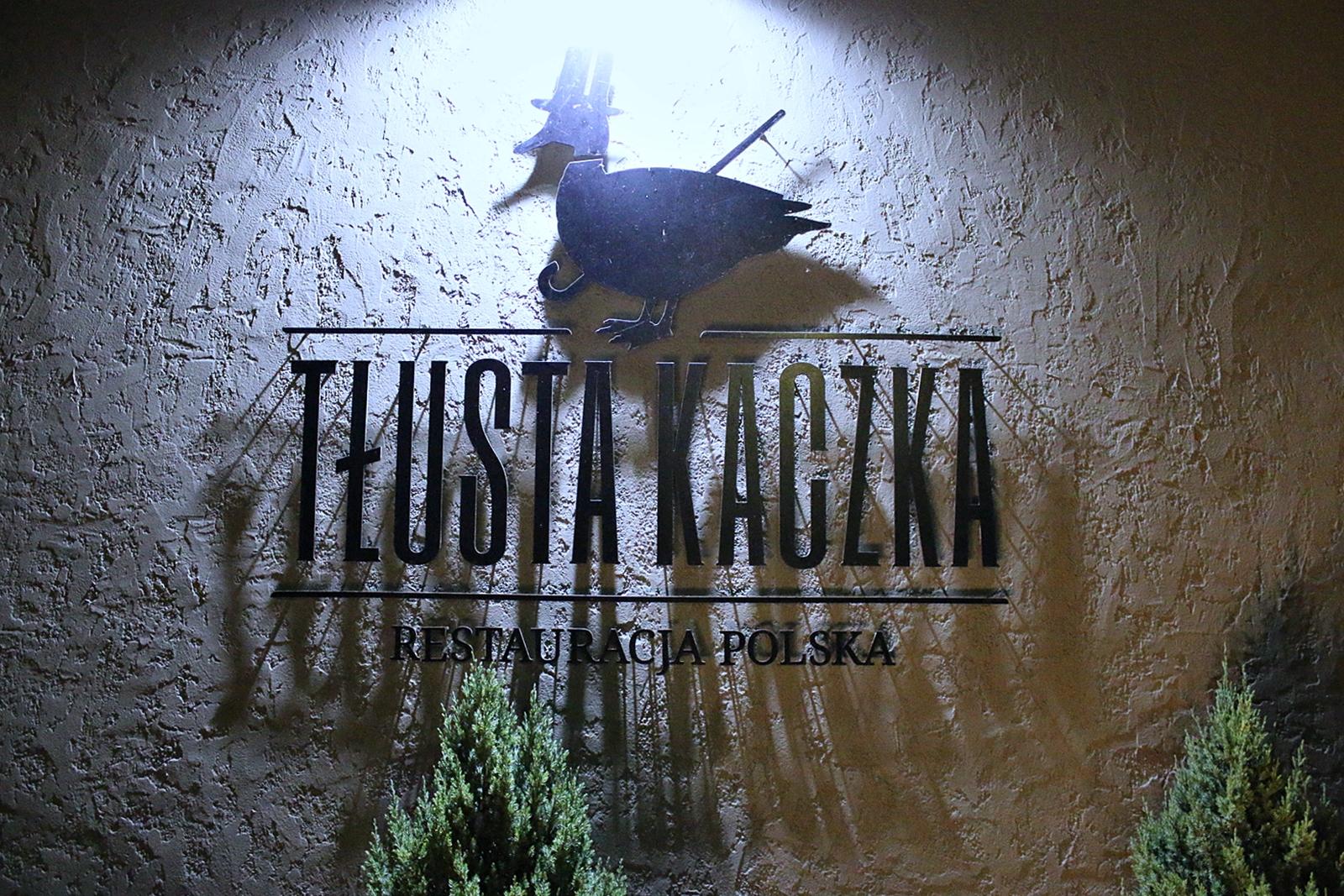 Ett besök på Tłusta Kaczkaden vilket på svenska heter den feta ankan
