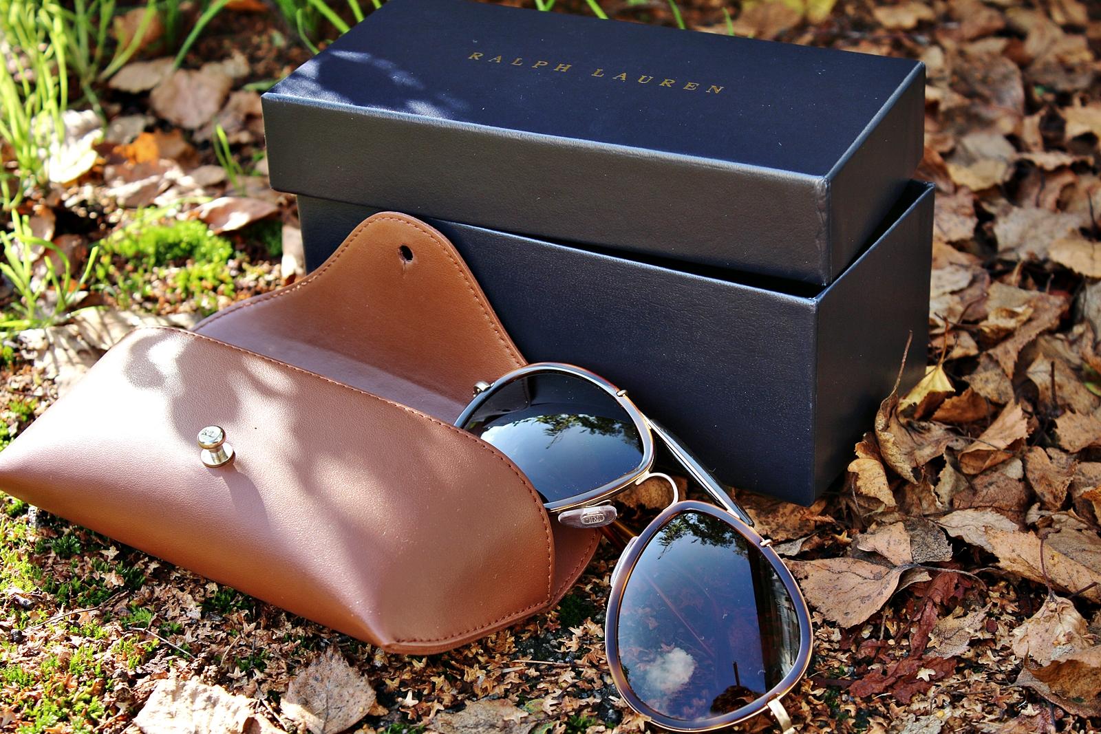 Höstens nya solglasögon från Ralph Lauren