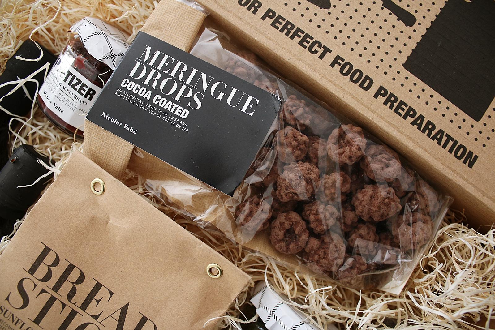 Tips på en julklapp för den som har allt, lyxigt stort paket med Nicolas Vahé