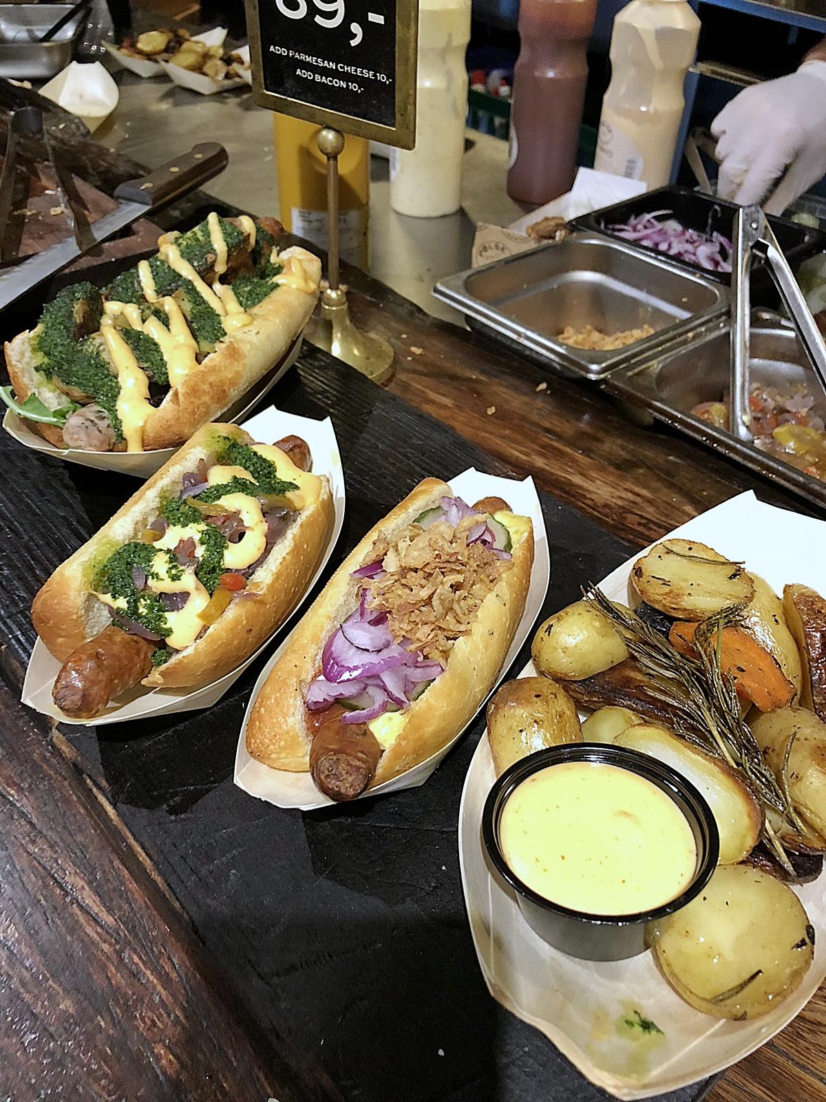 Copenhagen Street Food på Papirøen