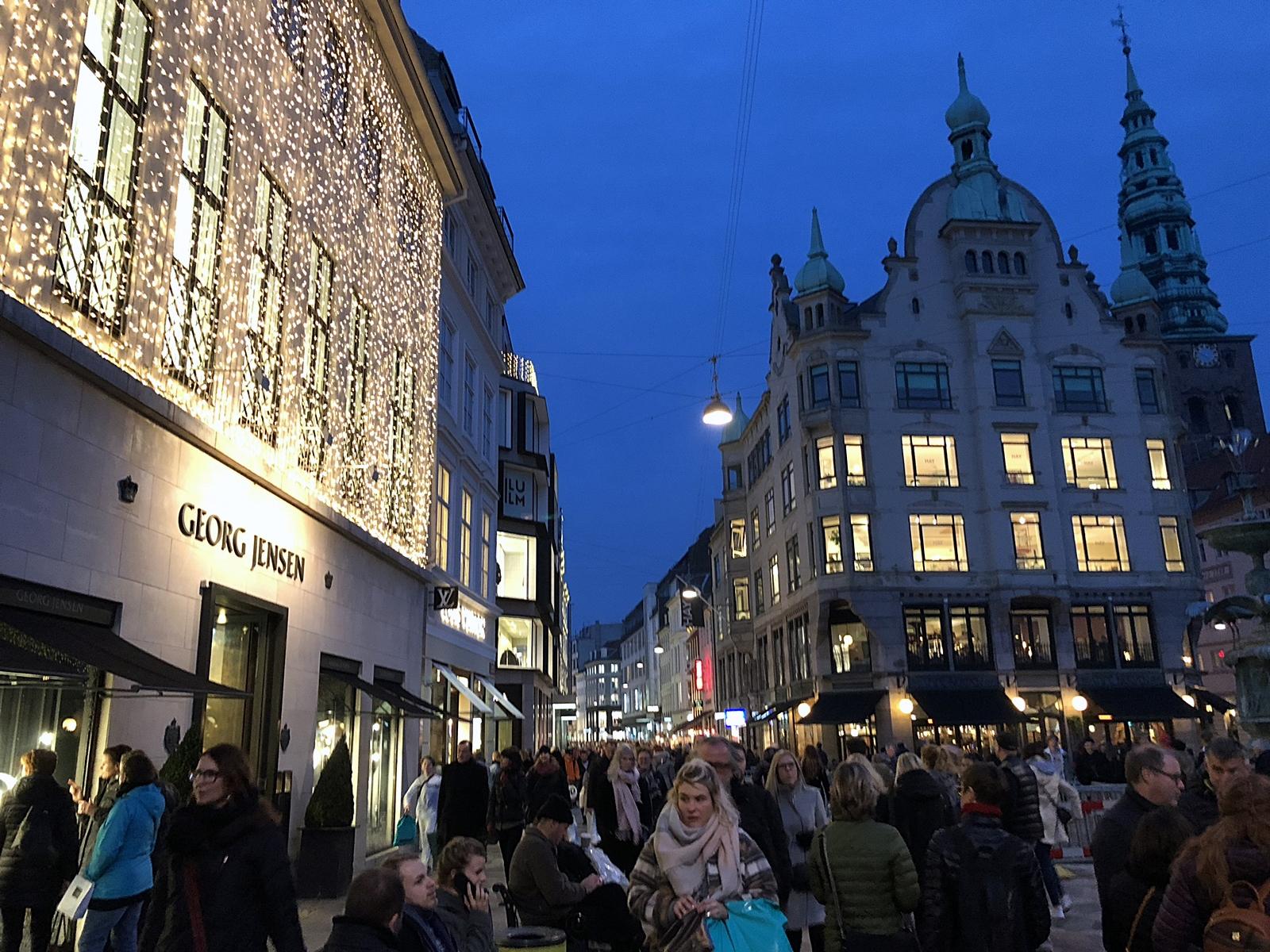 Romantik mitt i Centrala Köpenhamn på Royal Smushi