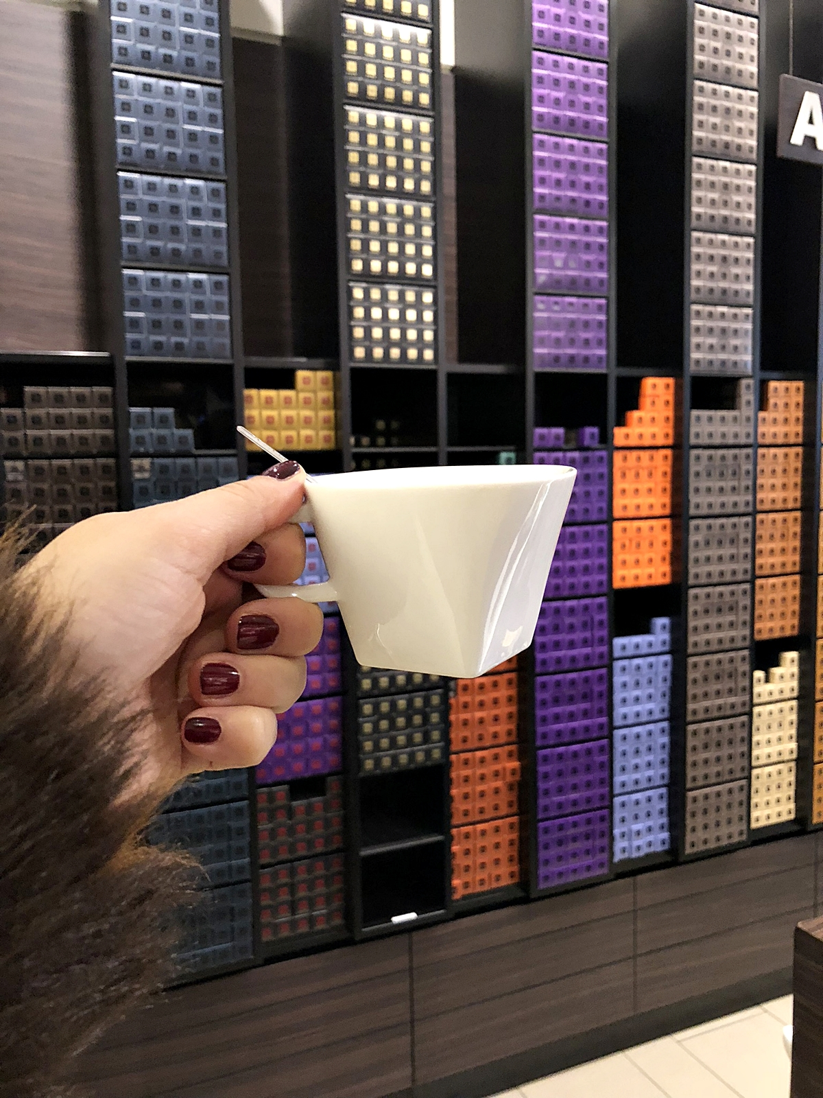 Nespressos nya julsmaker för 2017