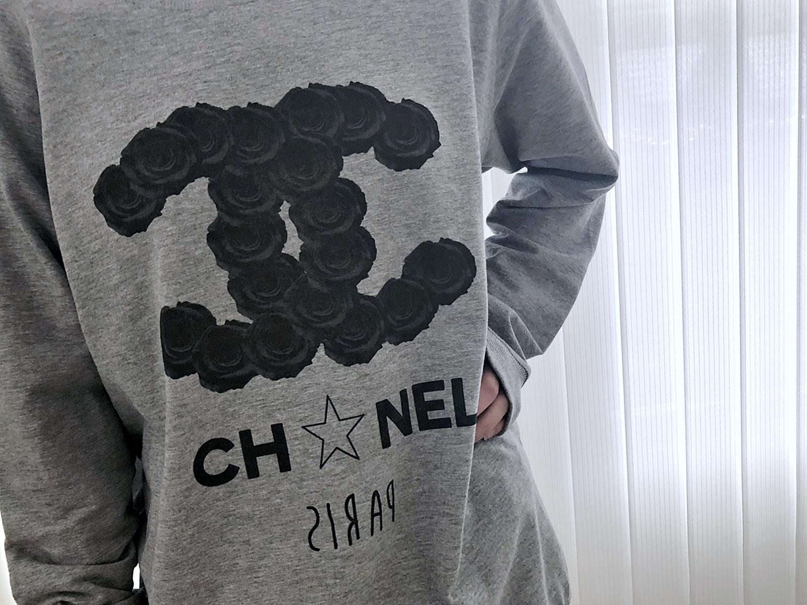 Tips på en julklapp, Chanel tröja från Doctor Fake