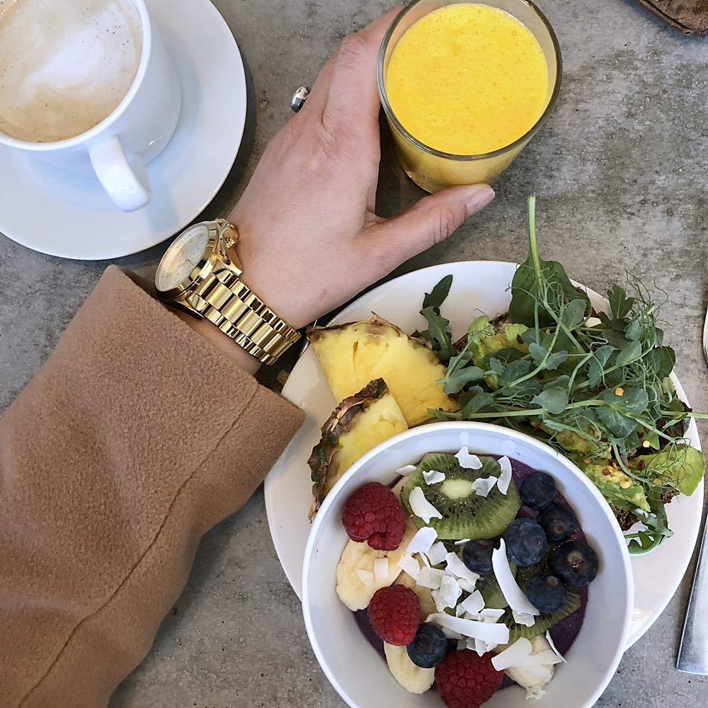 Frukost på JOS Avenyn