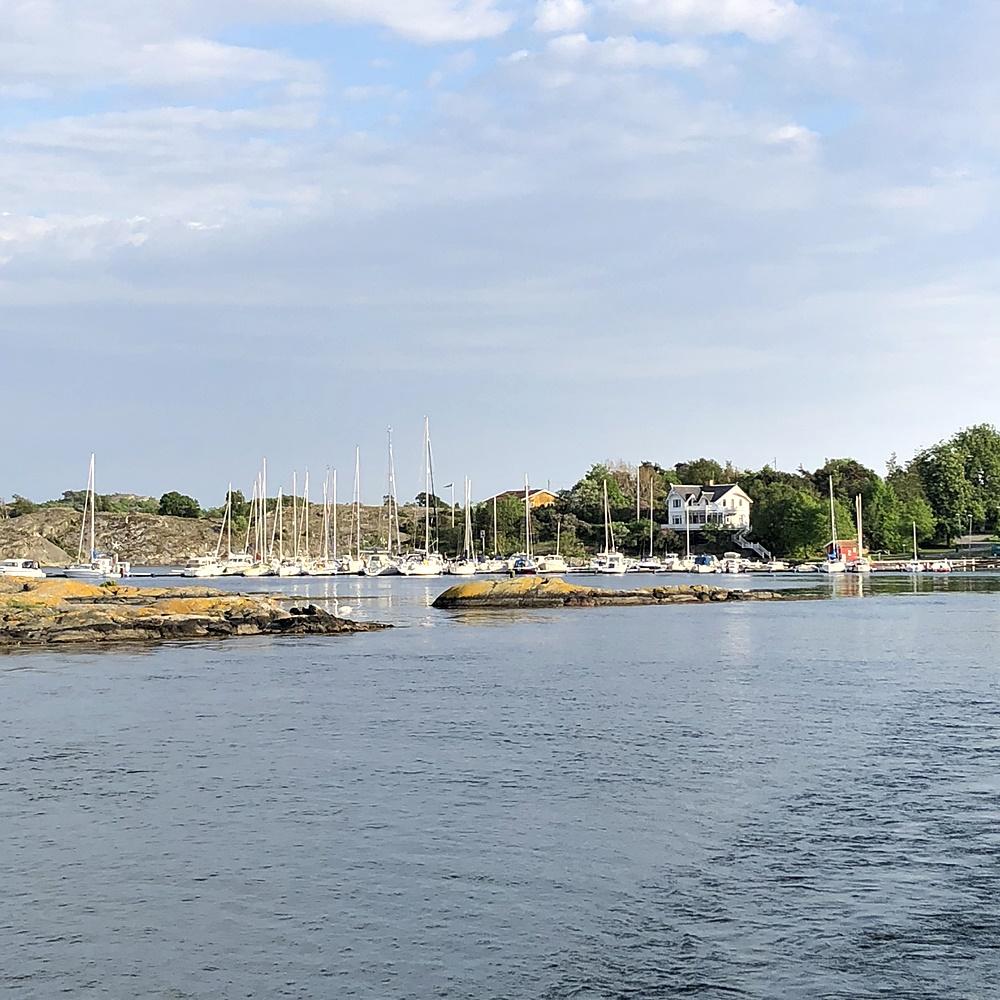 Göteborgs skärgård på Nordentas VIP båt