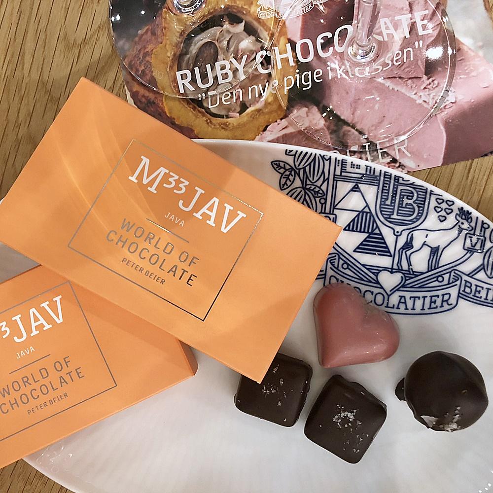 Köpenhamns bästa choklad på Peter Beier Chokolade