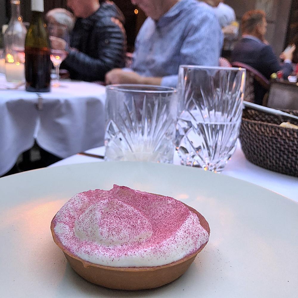 Romantiska restaurangen Geist i Köpenhamn